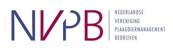 Logo Nederlandse Vereniging Plaagdiermanagement Bedrijven